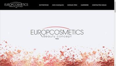 Site internet de Ed Pinaud Inovital