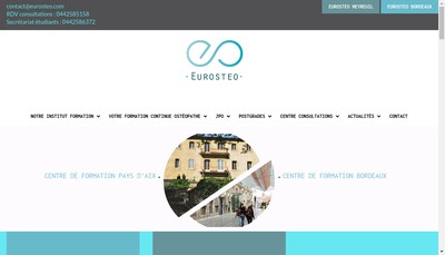 Site internet de Eurosteo