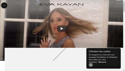 Site internet de Eva Kayan