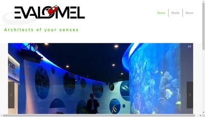 Site internet de Evalomel