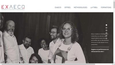 Site internet de Exaeco