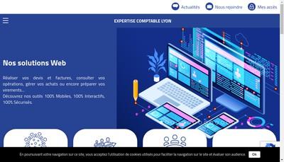 Site internet de Exaur Audit