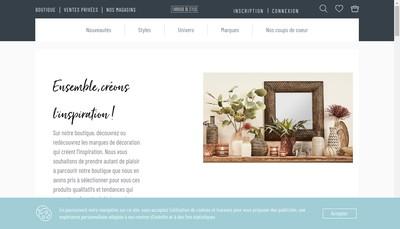 Site internet de Fabrique de Styles