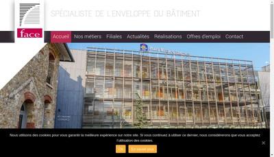 Site internet de Facade Acier Couverture Etancheite
