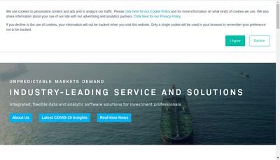Site internet de Bi Sam Technologies