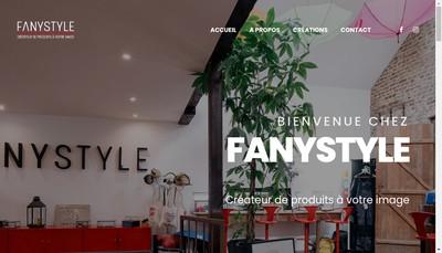 Site internet de Fanystyle