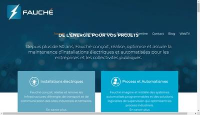Site internet de J Fauche