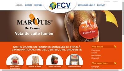 Site internet de Fcv