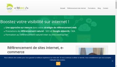 Site internet de Fdseo