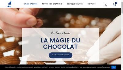 Site internet de La Fee Cabosse