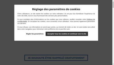 Site internet de Fen Azur