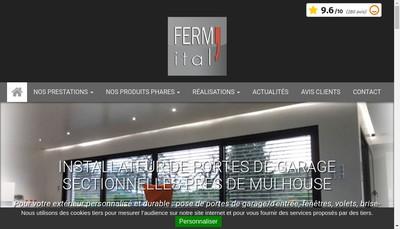 Site internet de Ferm'Ital