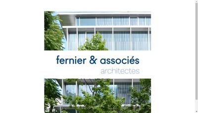 Site internet de Fernier & Associes