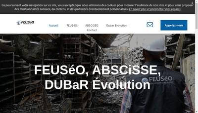 Site internet de Feuseo