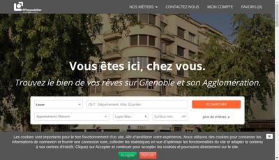 Site internet de Ff Immobilier