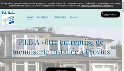 Site internet de Fermetures Industrielles Batiment Automatise