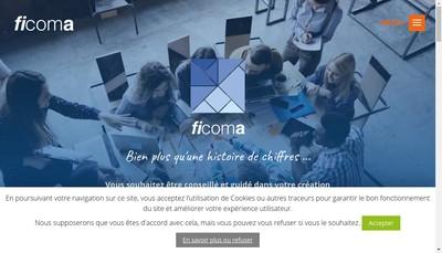 Site internet de Ficas