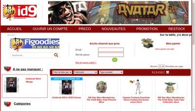 Site internet de Id9