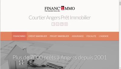 Site internet de Financ'Assur