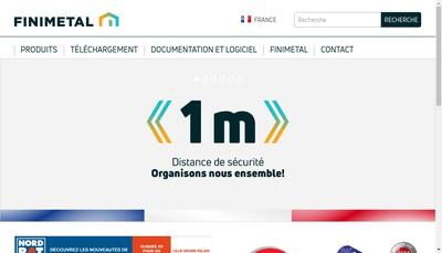Site internet de Purmo Group France