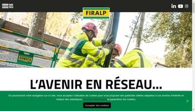 Site internet de Bbf Reseaux