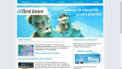 Site internet de Firstinnov
