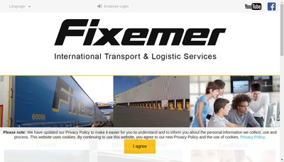 Site internet de Etablissements Fixemer-France