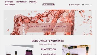 Site internet de Wit France