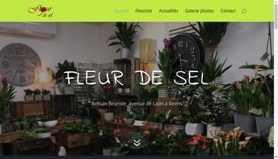 Site internet de Fleur de Sel