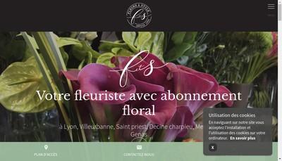 Site internet de Fleurs et Style