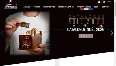 Site internet de Florensuc