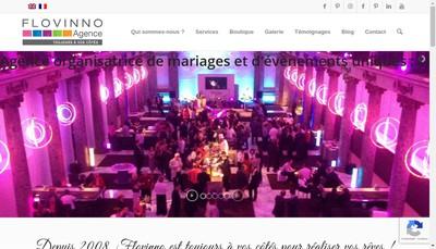 Site internet de Flovinno