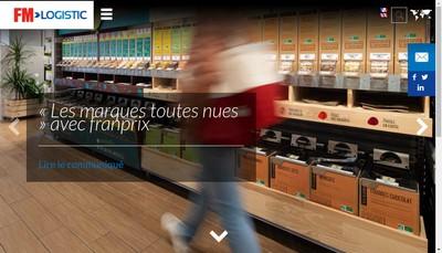 Site internet de Fm France