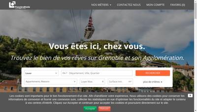 Site internet de Fonciere Etoile