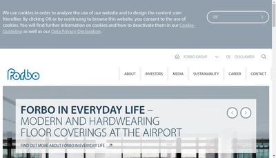 Site internet de Sarlino