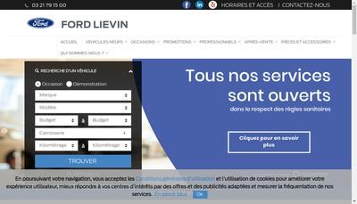 Site internet de Lallain