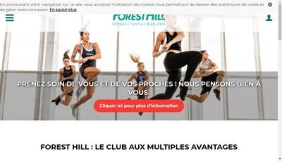 Site internet de Groupe Forest Hill
