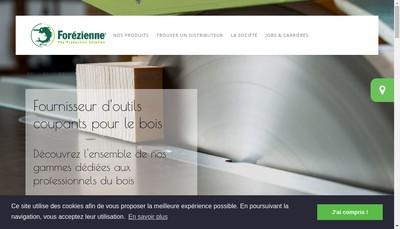 Site internet de Forezienne - MFLS