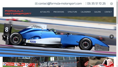 Site internet de Fmt
