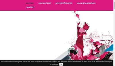 Site internet de SARL Forte Stephane
