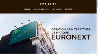 Site internet de Fosbury