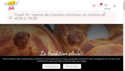 Site internet de La Fouace de Laguiole
