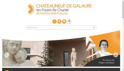 Site internet de Le Foyer de Charite
