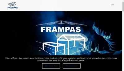 Site internet de Frampas