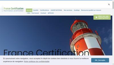 Site internet de Treves Organisation