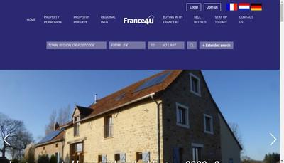 Site internet de France 4 U