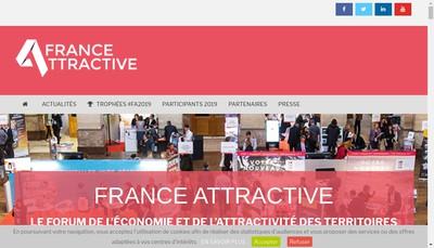 Site internet de Parcours Pro