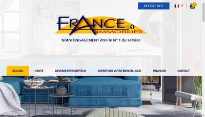 Site internet de France N 1 Immobilier