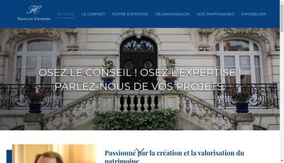 Site internet de FCCA