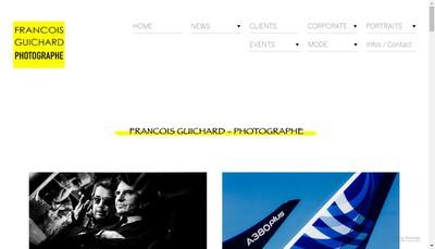 Site internet de FRANÇOIS GUICHARD - PHOTOGRAPHE